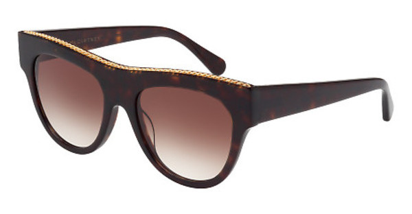 Stella McCartney SC0017S 002 BROWNHAVANA, HAVANA
