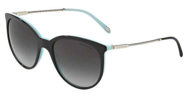 Tiffany TF4087B 80553C GRAY GRADIENTBLACK/BLUE