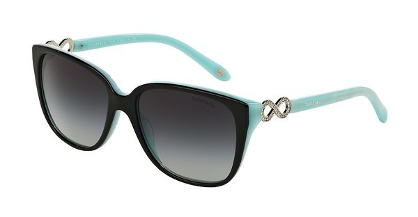 Tiffany TF4111B 80553C GRAY GRADIENTBLACK/BLUE