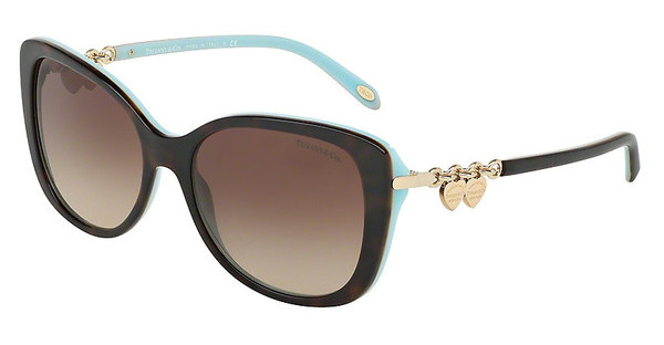 Tiffany TF4129 81343B BROWN GARDIENTHAVANA/BLUE