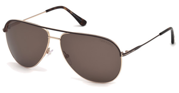 Tom Ford   FT0466 50J roviexbraun dunkel