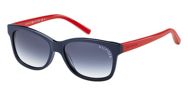 Tommy Hilfiger TH 1073/S 406/08 ORGA B.6BLUE RED