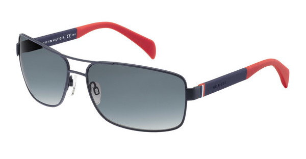 Tommy Hilfiger TH 1258/S 4NP/JJ GREY SFBLUE RED