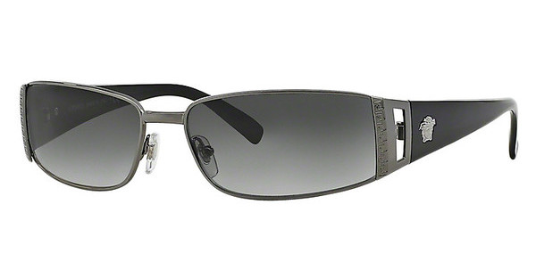 Versace VE2021 100111 gray gradientgunmetal