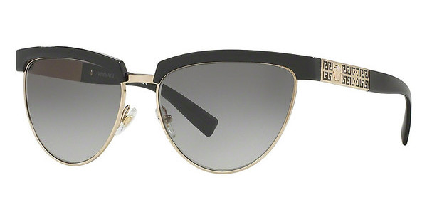 Versace VE2169 125211 GREY GRADIENTBLACK/PALE GOLD