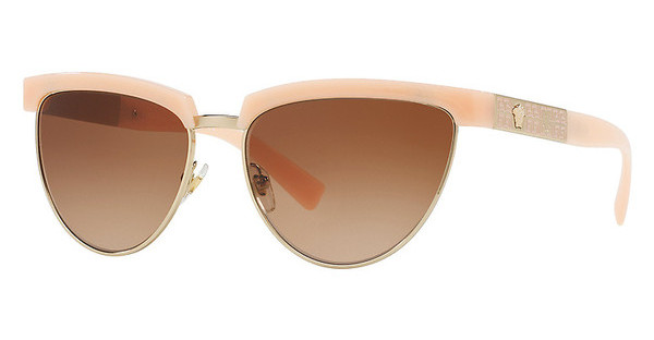 Versace VE2169 138813 BROWN GRADIENTPINK/PALE GOLD