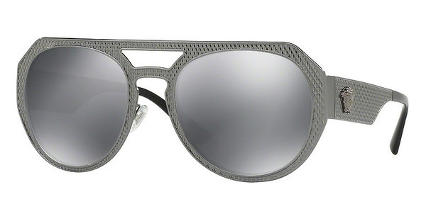 Versace VE2175 10016G LIGHT GREY MIRROR BLACKGUNMETAL