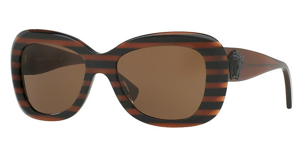Versace VE4317 518773 BROWNBROWN RULE BLACK