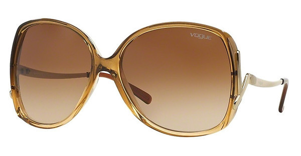 Vogue VO2638S 167813 BROWN GRADIENTTRANSPARENT