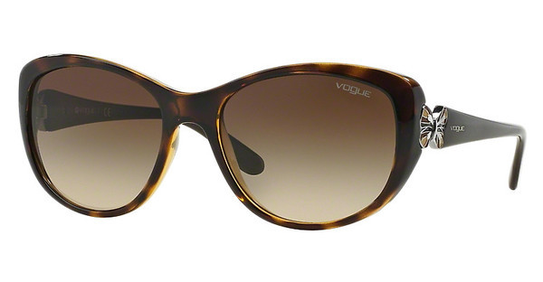 Vogue VO2944S W65613 BROWN GRADIENTDARK HAVANA