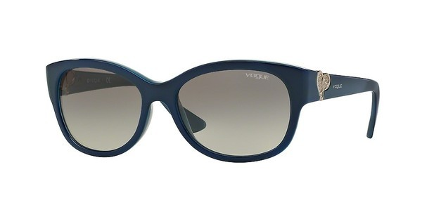Vogue VO5034SB 237811 GREY GRADIENTTOP DARK BLUE/OPAL AZURE