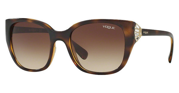 Vogue VO5061SB W65613 BROWN GRADIENTHAVANA