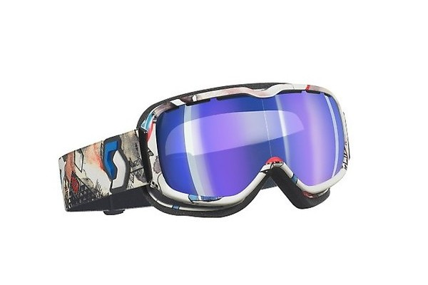 Scott 220418 0167007 Blue Chrome / CAT. 2Multi Color