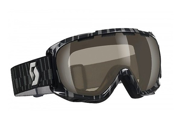 Scott 220419 2813185 Natural Lens Black Chrome 32 / CAT. 2Code Black