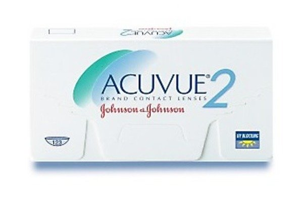 Johnson & Johnson   ACUVUE 2 AV2-6P-REV