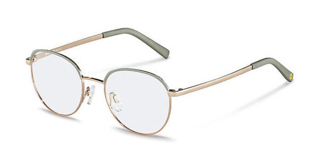 Rocco by Rodenstock   RR219 B green, light gold