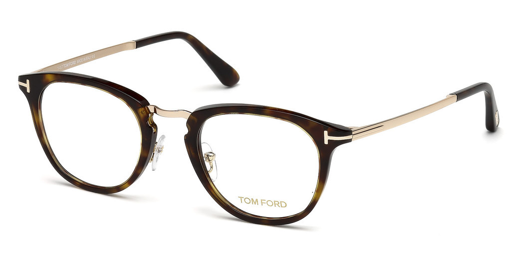 Tom Ford   FT5466 052 havanna dunkel