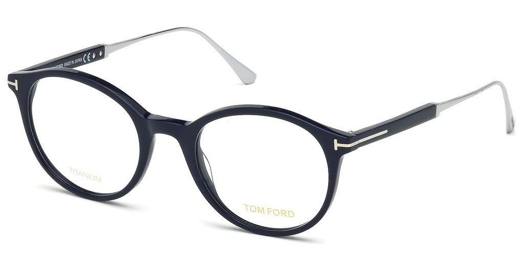 Tom Ford   FT5485 090 blau glanz