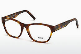 Óculos de design Tod's TO5179 053 - Havanna, Yellow, Blond, Brown