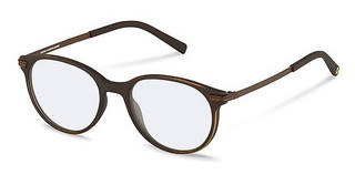 Rocco by Rodenstock RR439 E dark brown used look, brown