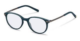 Rocco by Rodenstock RR439 F blue used look, dark gun