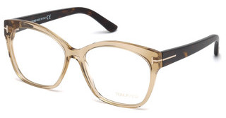 Tom Ford FT5435 057 beige glanz