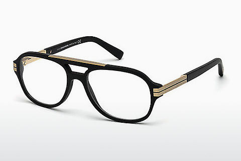 Óculos de design Dsquared DQ5157 002