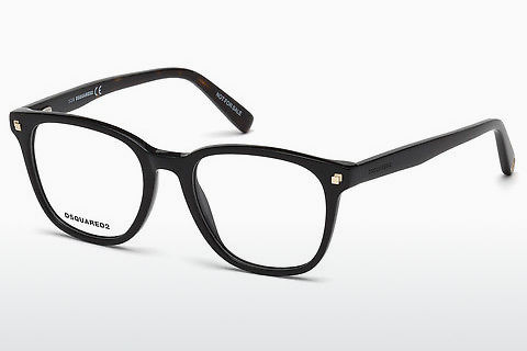 Óculos de design Dsquared DQ5228 001