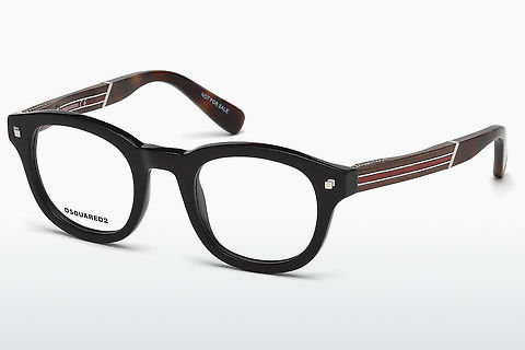 Óculos de design Dsquared DQ5230 001