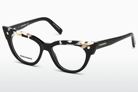 Óculos de design Dsquared DQ5235 005