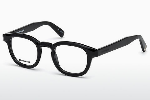 Óculos de design Dsquared DQ5246 001