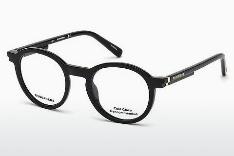 Óculos de design Dsquared DQ5249 001