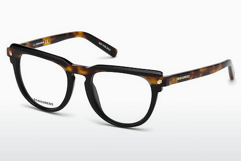 Óculos de design Dsquared DQ5251 005