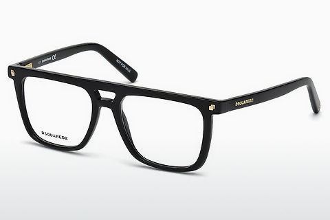 Óculos de design Dsquared DQ5252 001