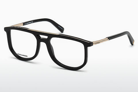 Óculos de design Dsquared DQ5258 001
