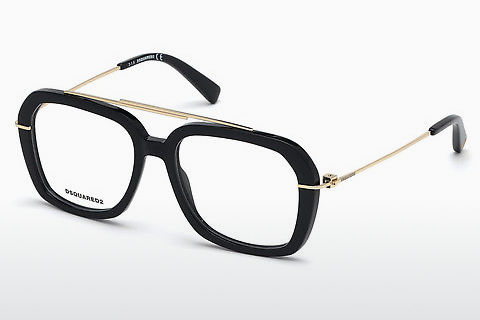 Óculos de design Dsquared DQ5264 001
