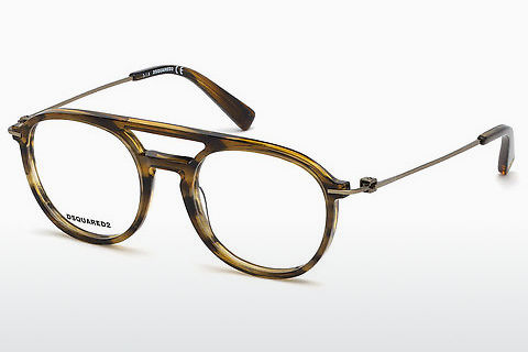 Óculos de design Dsquared DQ5265 098