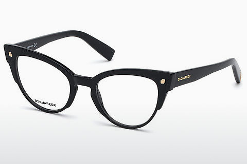Óculos de design Dsquared DQ5275 001