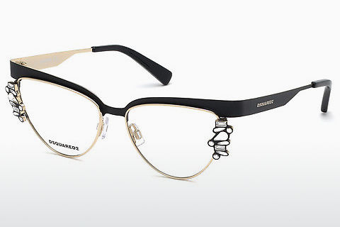 Óculos de design Dsquared DQ5276 002