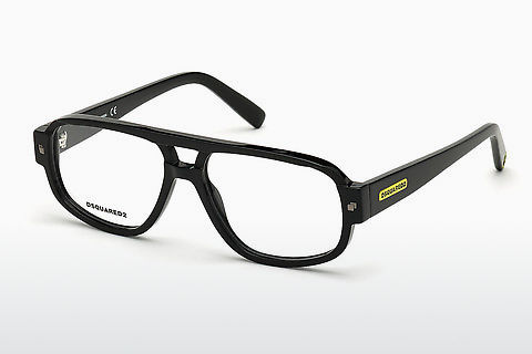 Óculos de design Dsquared DQ5299 001