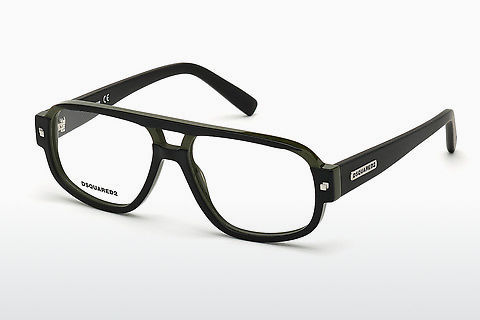 Óculos de design Dsquared DQ5299 002