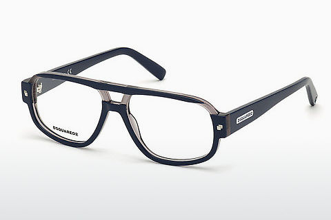 Óculos de design Dsquared DQ5299 092