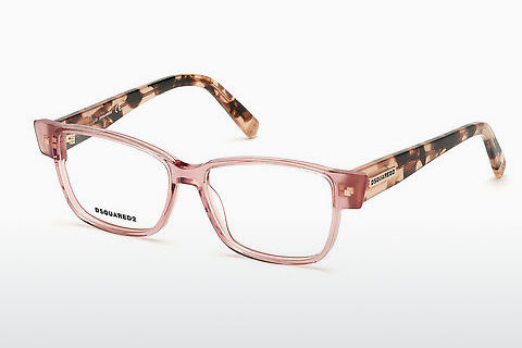 Óculos de design Dsquared DQ5301 074