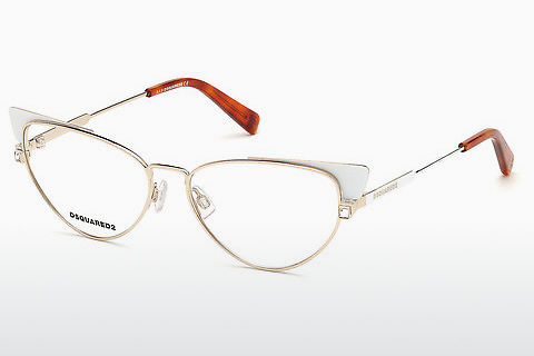 Óculos de design Dsquared DQ5304 028
