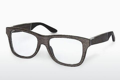 Óculos de design Wood Fellas Prinzregenten (10900 black oak)