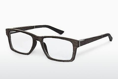 Óculos de design Wood Fellas Maximilian (10901 black oak)