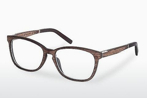 Óculos de design Wood Fellas Sendling (10910 walnut)