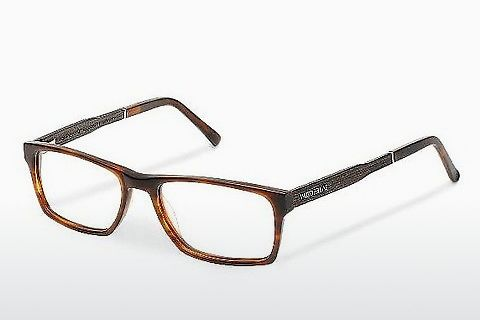 Óculos de design Wood Fellas Maximilian (10928 ebony/havana)