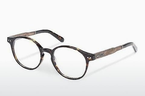 Óculos de design Wood Fellas Solln (10929 walnut/havana)