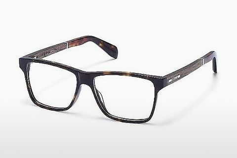 Óculos de design Wood Fellas Waldau (10941 walnut)